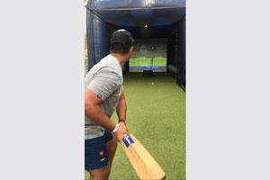 Sports Hall: Batting Simulator