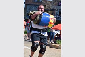 SA's Strongest Man 2017