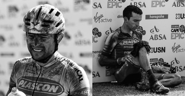 Leonardo Paez and Max Knox, sponsored by Kansai Plascon, finished fourth in the Cape Epic.