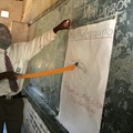 Malaria education in Malawi. Source: WHO/S Hollyman
