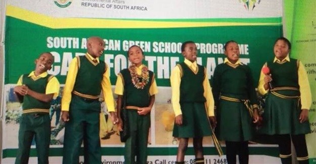 South African Green Schools Programme launches