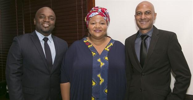 SAPOA meets Tshwane's Solly Msimanga