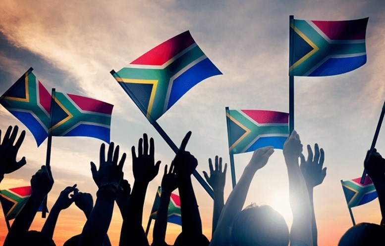 Social media analysis report on RSA protest actions