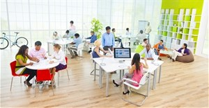 Physical location, proximity of employees changes productivity