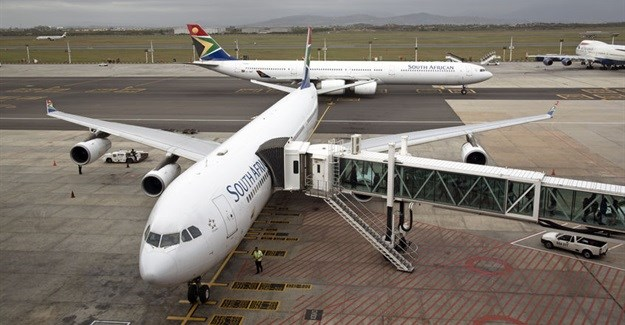 SAA'S flight schedule back to normal after industrial action