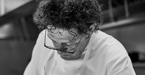 Marco Pierre White at the 2017 Good Food & Wine Show