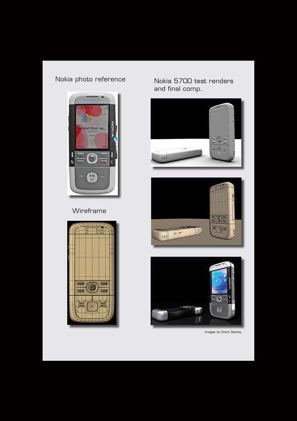 Old Nokia Mobile