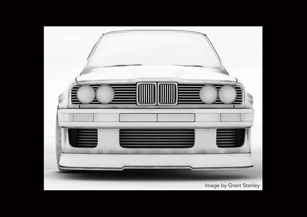 BMW FRONT AO