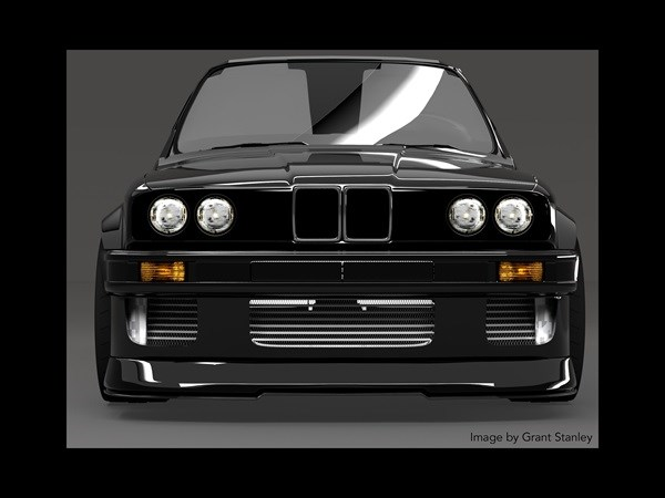 BMW FRONT COLOUR