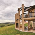 Chalets offer exquisite mountain views