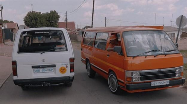 Mashayabhuqe KaMamba and Lebogang Rasethaba's taxi-themed KwaDukuza music video