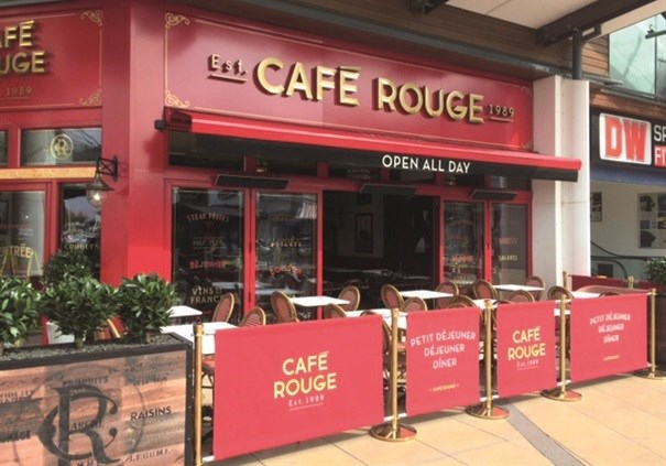 UK-born restaurant brand Café Rouge to open in SA