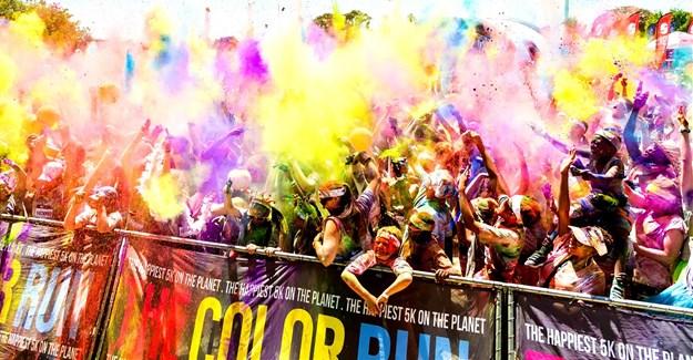 Pretoria prepares for The Color Run Superhero Tour