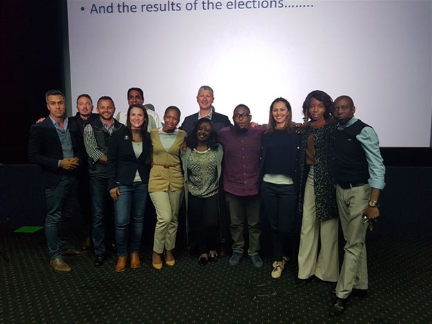 AMASA Joburg announces new committee for 2017/18