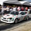 All the highlights of 2017 Jaguar Simola Hillclimb
