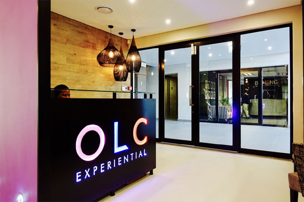 OLC's brand-new offices in Sandton