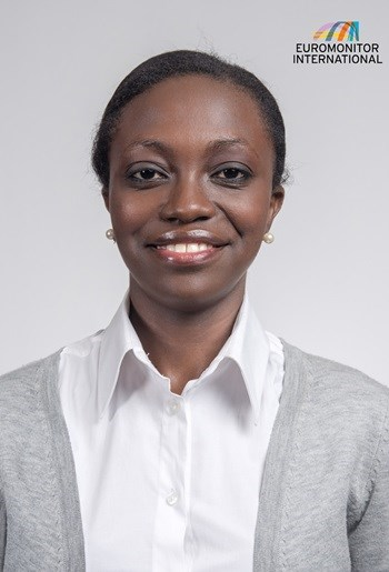 Christy Tawii, research analyst, Euromonitor
