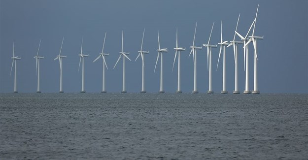 The Netherlands opens massive offshore wind farm