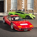 City Concours brings together supercars, luxury brands