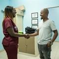 Kagiso Modupe meets a circumcision doctor