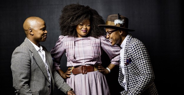 The Soil will be performing at this year's Standard Bank Jazz Festival