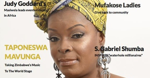 Magazine launched for Zimbawean diaspora