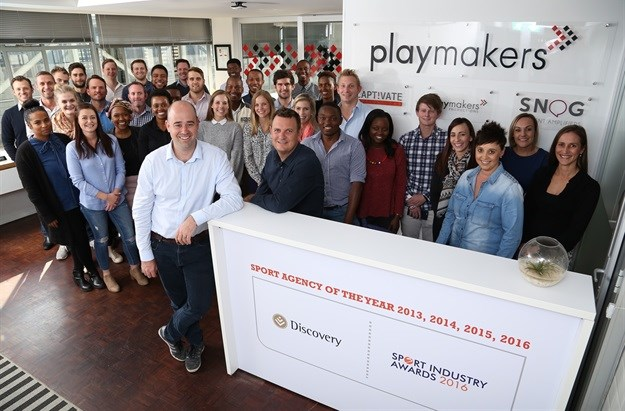 The Playmakers agency.