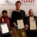 Writers on shortlist for the Alan Paton award