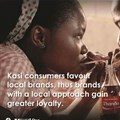 Coca-Cola, favourite Kasi brand
