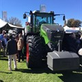 #NAMPO2017: Fendt introduces high-tech tractors to SA market