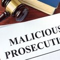 Can employers be held liable for malicious prosecution claims arising from internal disciplinary proceedings?