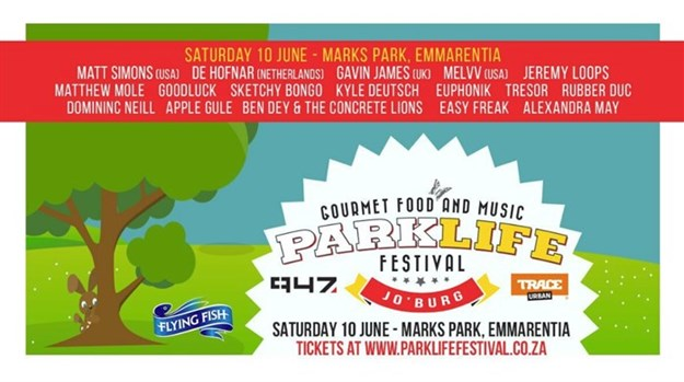 Parklife Gourmet Food and Music Festival returns to Marks Park
