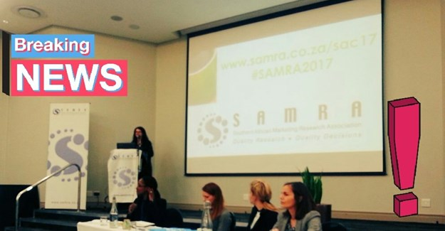 Samra CEO Leonie Vorster opening the two-day annual Samra conference.