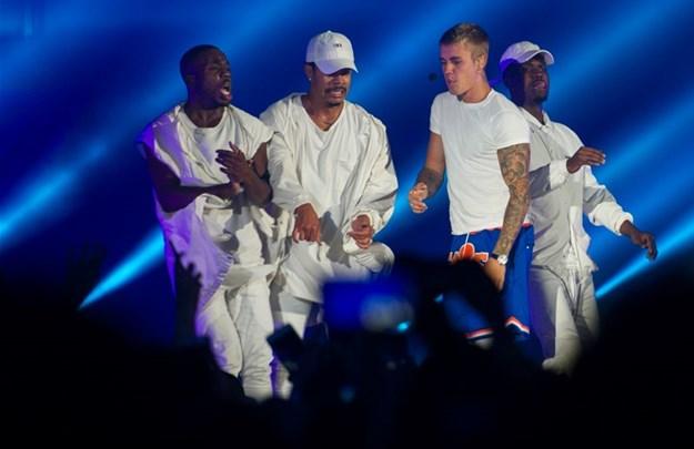 Justin Bieber: listless pop prince rides a tide of teen hormones