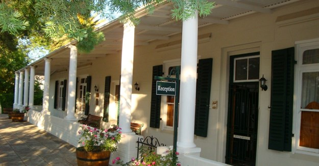 Image supplied: Graaff-Reinet four-star guesthouse on the market
