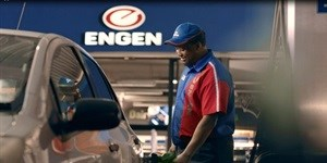 Engen puts a little F1 in your tank - literally