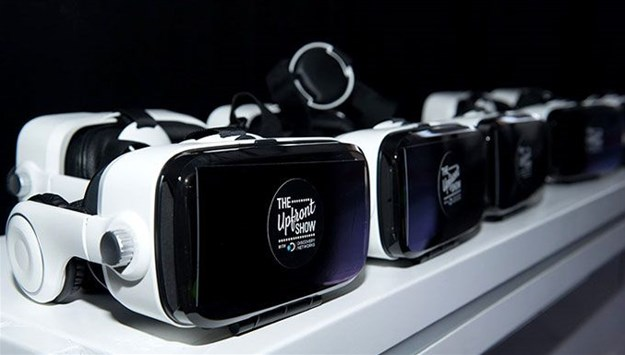 Navigating your own red carpet experience via virtual reality