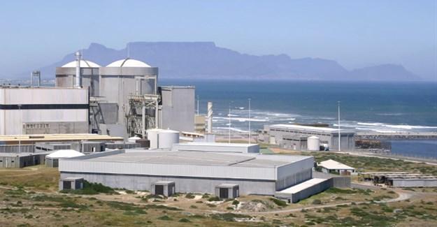 Koeberg nuclear power station. Source: Eskom