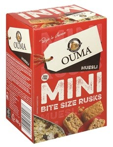 #FreshOnTheShelf: Ouma adds to rusk range