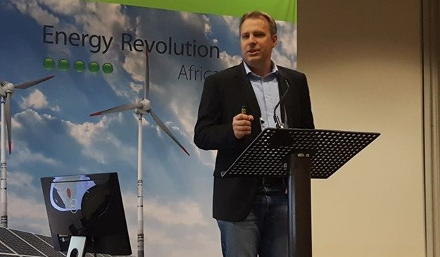 Manfred Braune, chief technical officer at Green building Council South Africa (GBCSA)
