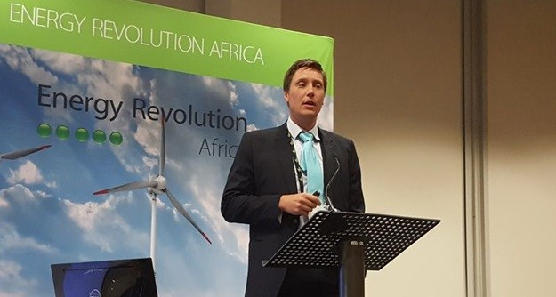 Werner van Antwerpen, head of sustainability at Growthpoint Properties