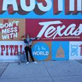Pendoring Prestige Award winner revels in her Texan adventure