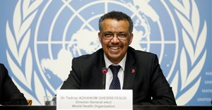 Dr Tedros Adhanom Ghebreyesus, director-general, WHO
