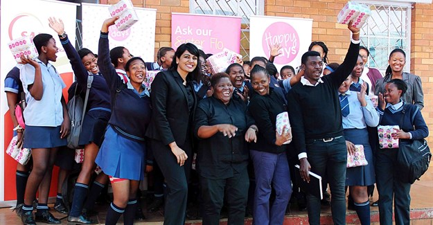 Mimi Women exceeds one million sanitary pads target