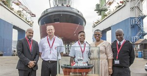 UMBILO tug launched in Durban