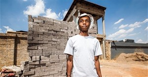 Hustling from builder to entrepreneur, one brick at a time
