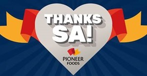 Pioneer Foods launches Thanks SA! campaign to consumers, traders