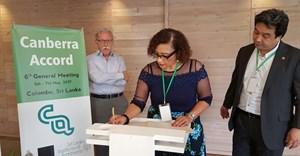 SACAP achieves full Canberra Accord signatory status