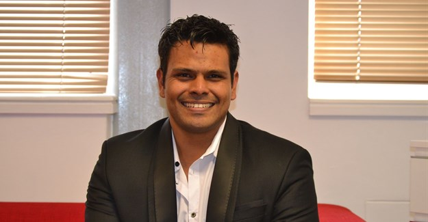 Dinesh Buldoo, director, transmission and distribution, WSP, Africa