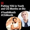 Put you in Youth Month